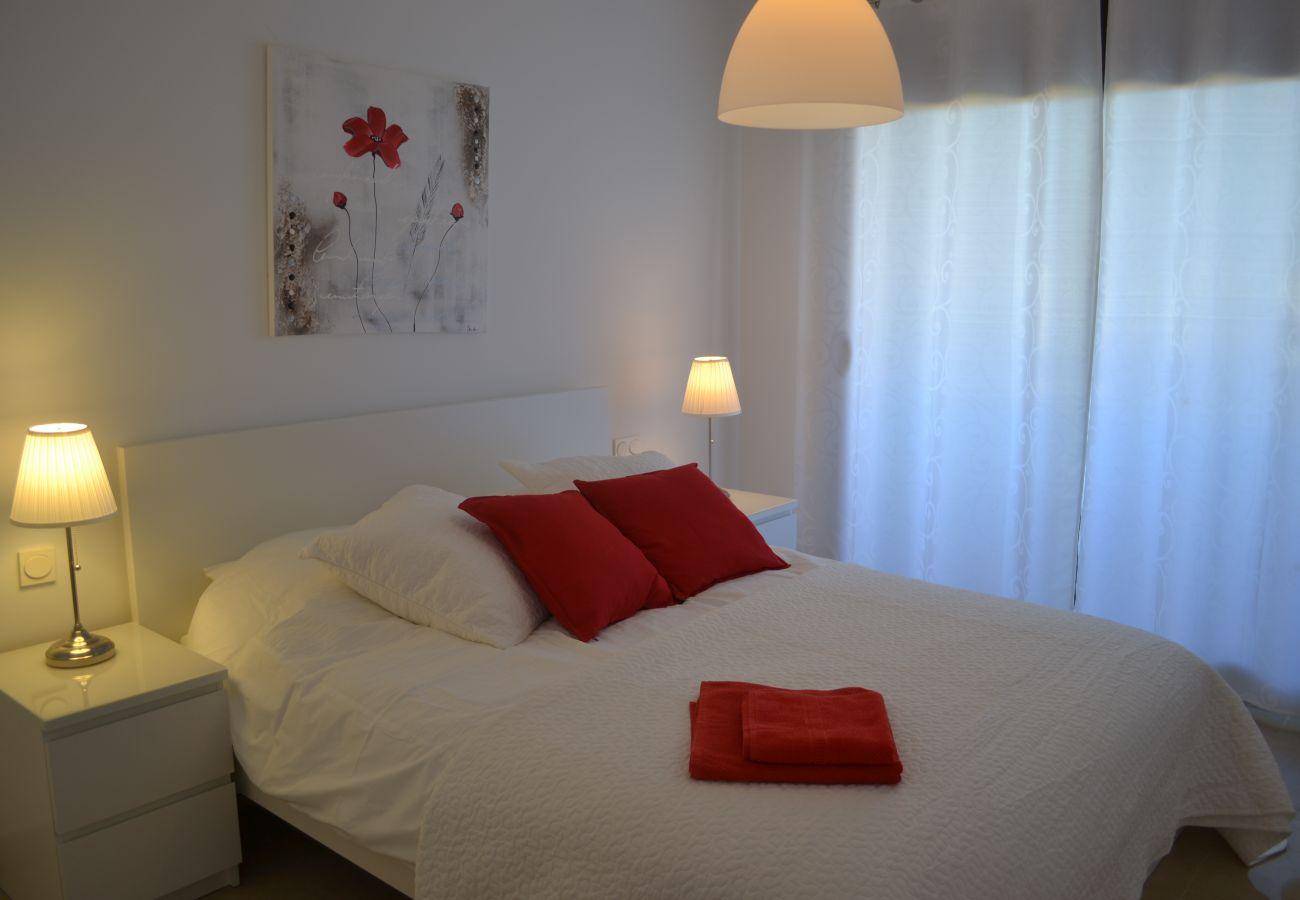ZapHoliday - 2115 - Apartmentvermietung in Manilva, Costa del Sol - Schlafzimmer