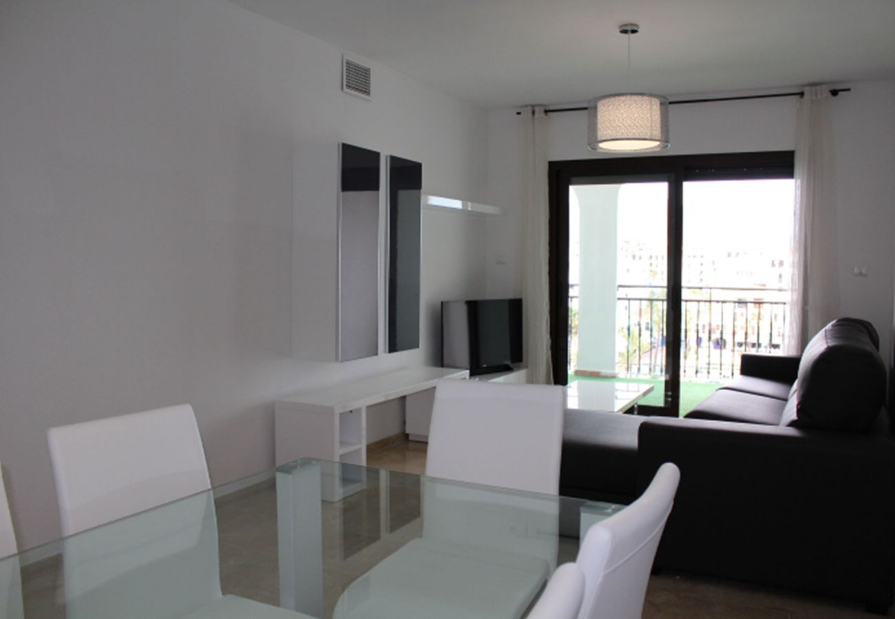 Ferienwohnung in Manilva - Marina Real 2105
