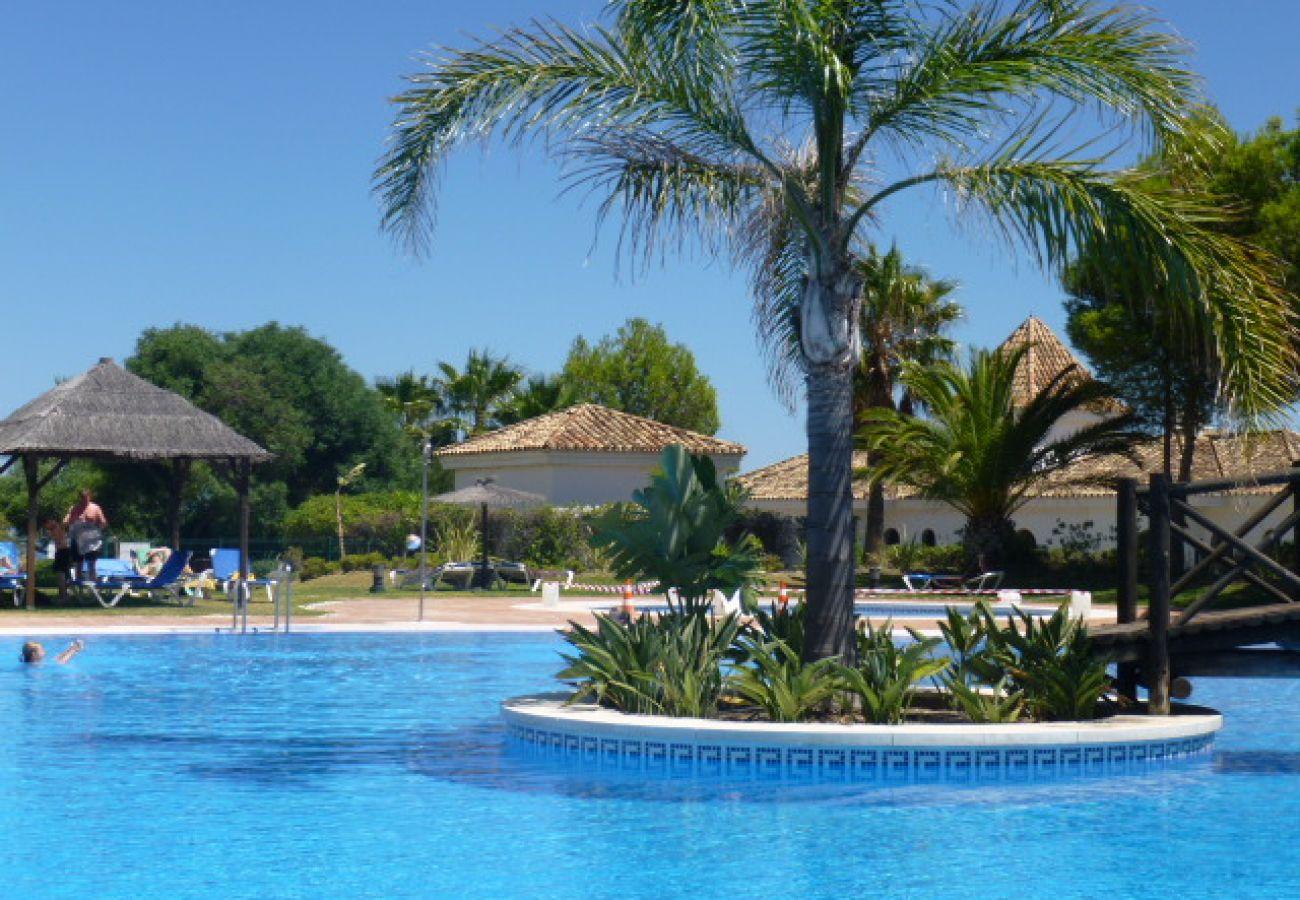 Zapholiday - 2099 -  zu vermieten in La Duquesa  Golfwohnung, Costa del Sol - Pool