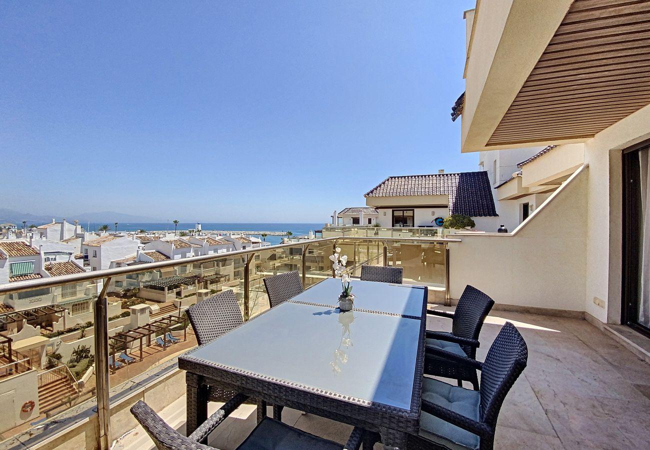 Ferienwohnung in Manilva - Marina Del Castillo 2129