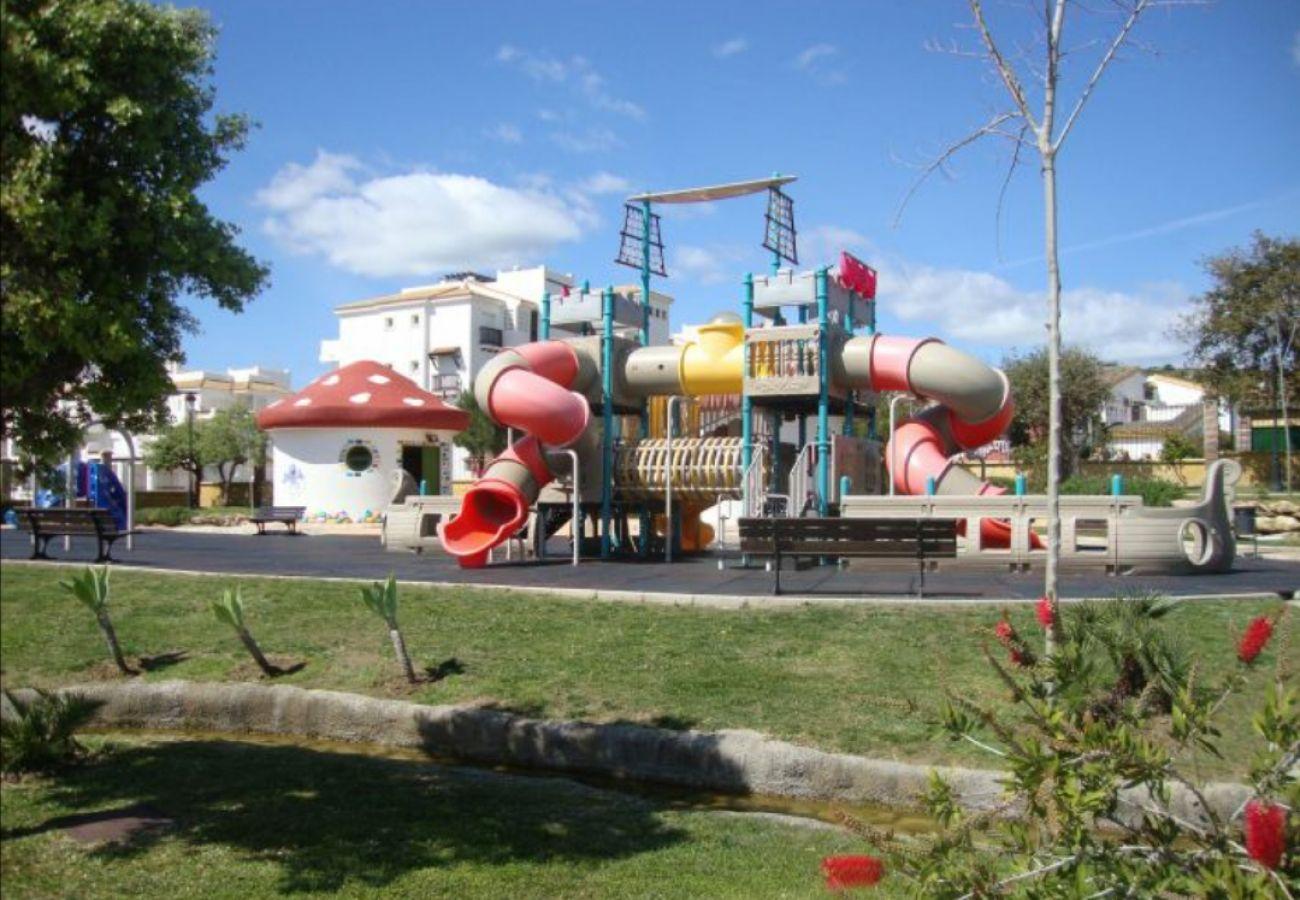 Ferienwohnung in Manilva - Residencial Duquesa 2108