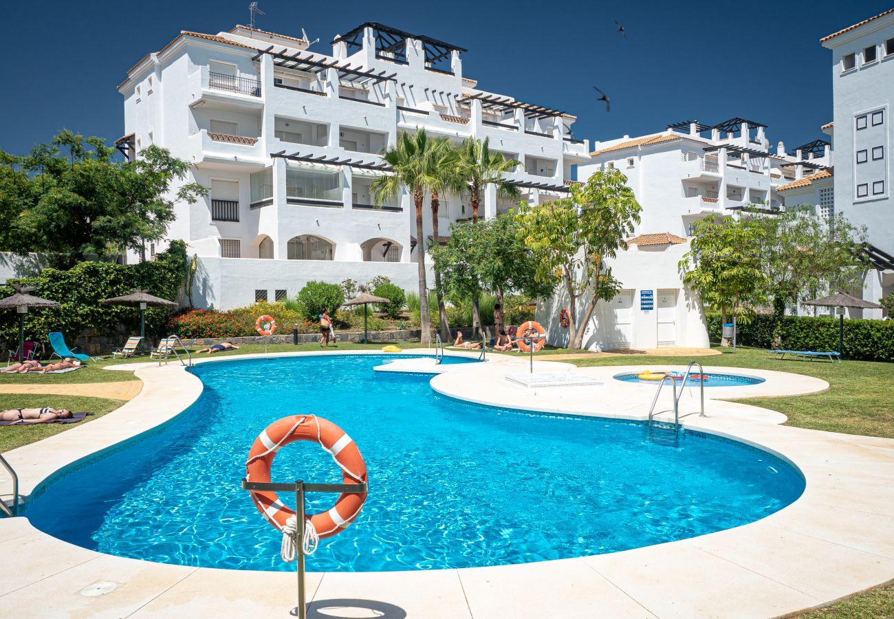 Ferienwohnung in Manilva - Residencial Duquesa 2101