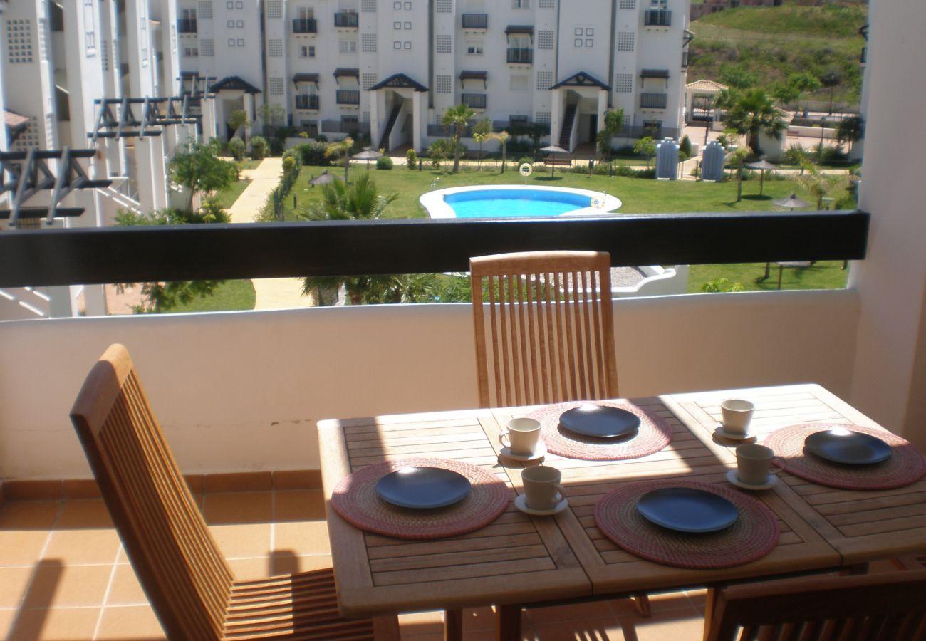 Ferienwohnung in Manilva - Residencial Duquesa 2029