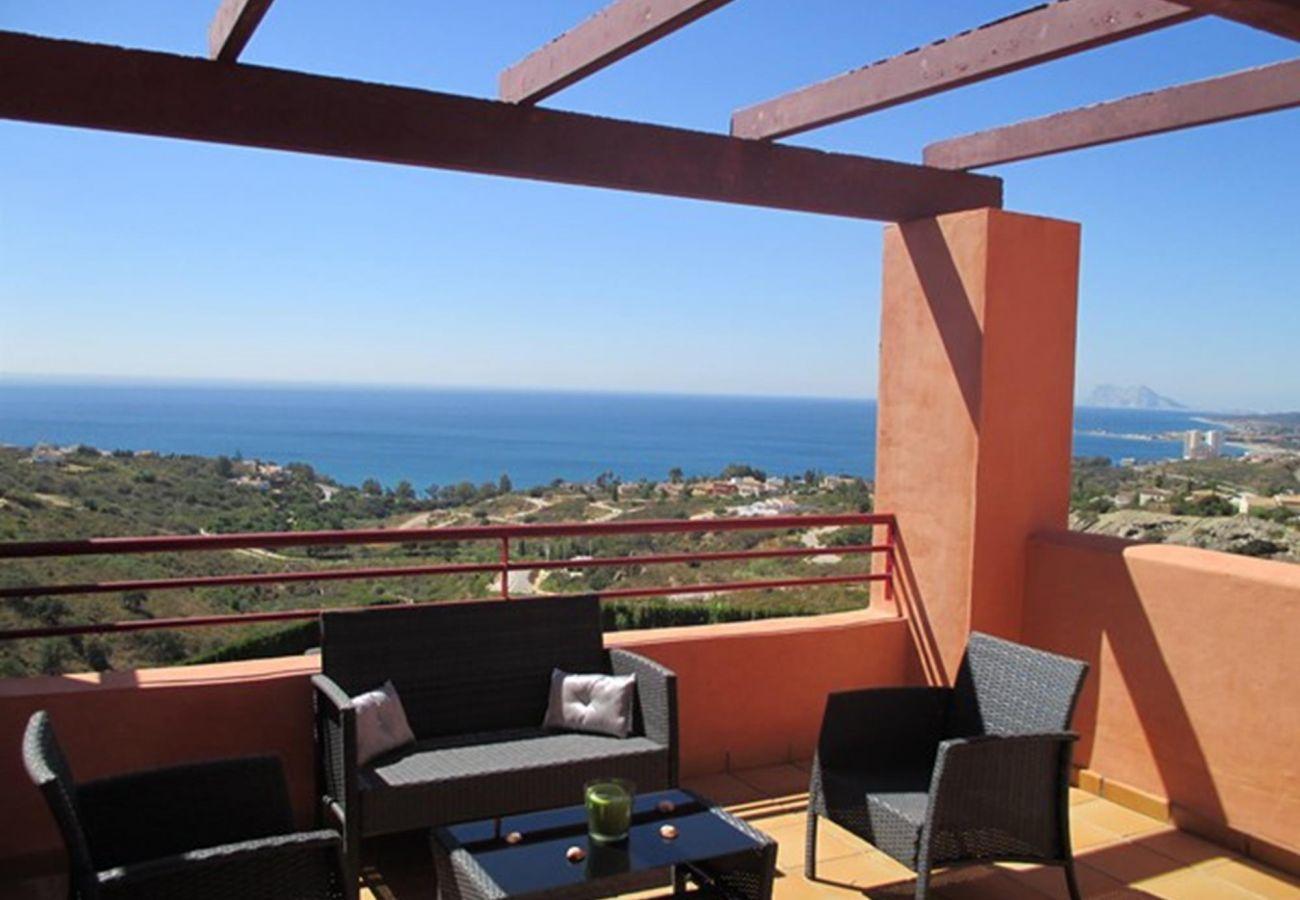 Ferienwohnung in Manilva - Las Garzas 2086