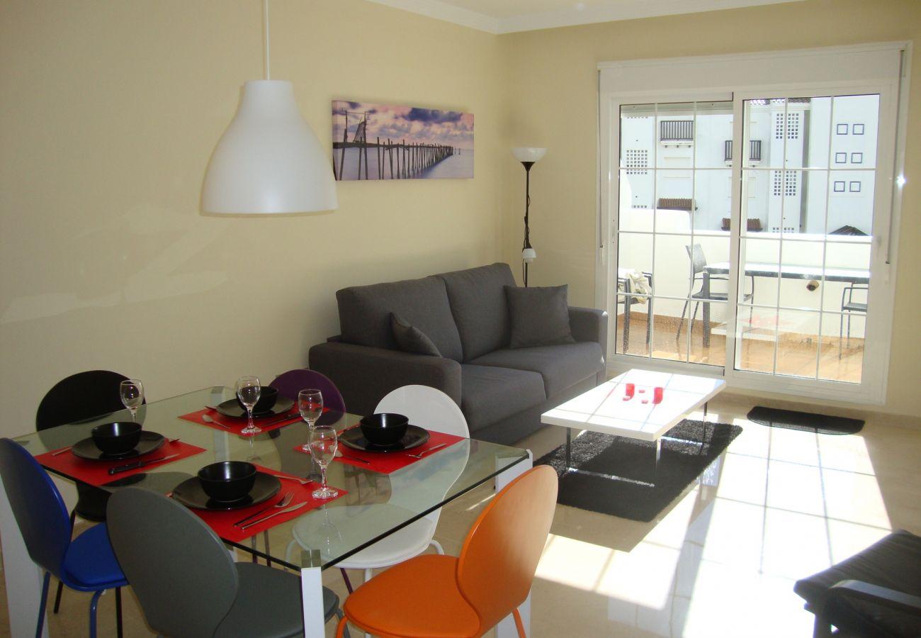 Ferienwohnung in Manilva - Residencial Duquesa 2049