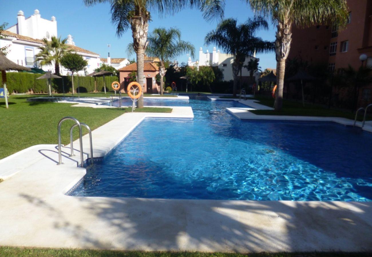 Ferienwohnung in Manilva - Los Hidalgos Golf 2035
