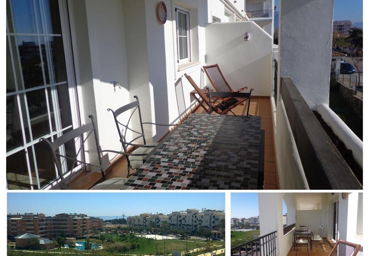 Ferienwohnung in Manilva - Residencial Duquesa 2096
