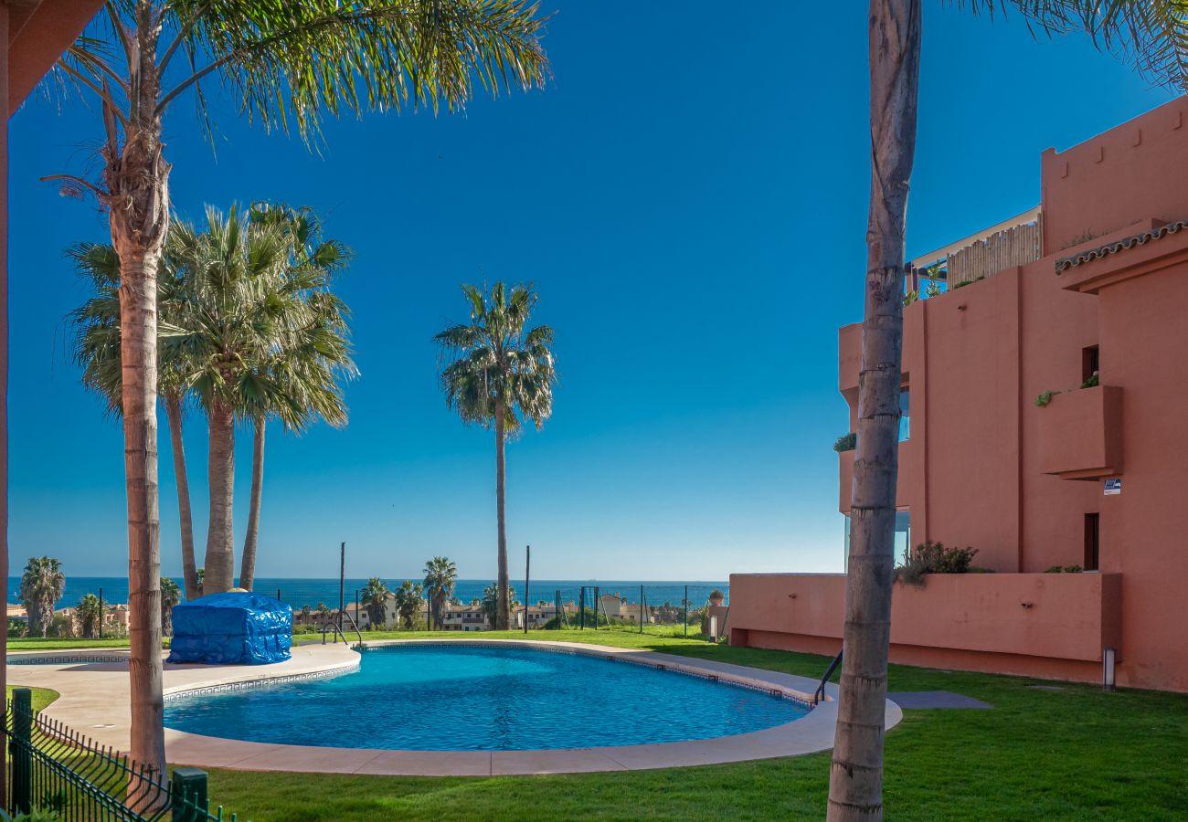 Ferienwohnung in Casares - Patio Doña Julia 2130