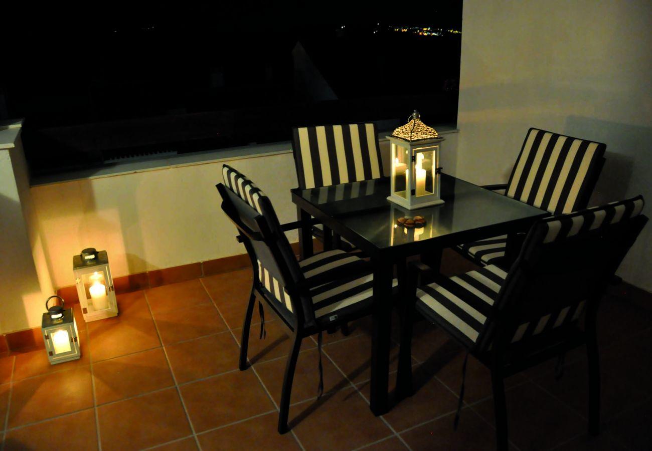 Ferienwohnung in La Alcaidesa - Terrazas de alcaidesa 2127