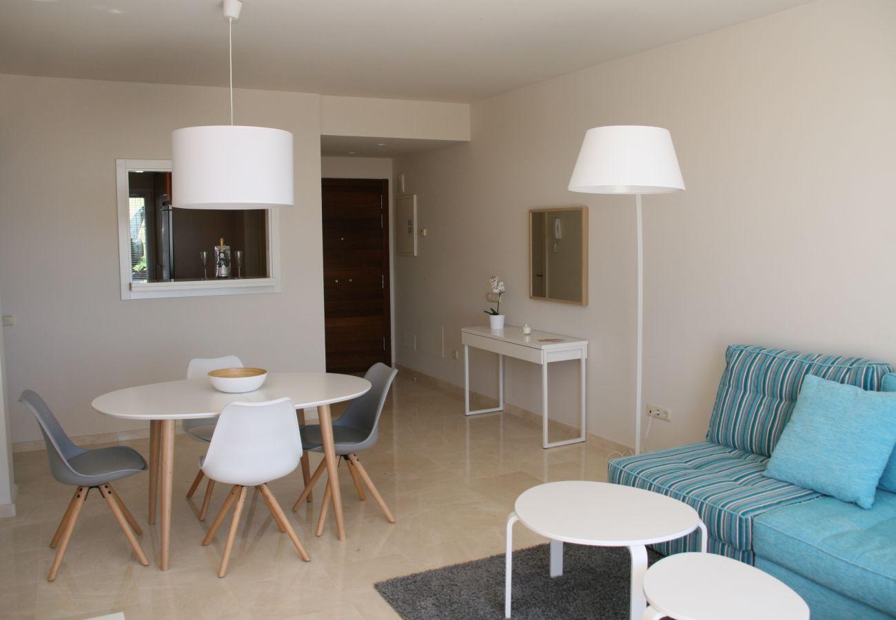 Ferienwohnung in Estepona - Alcazaba Lagoon 2152