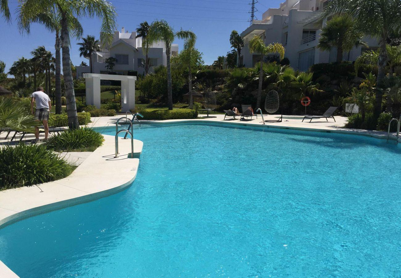 Ferienwohnung in Estepona - Alcazaba Lagoon 2168
