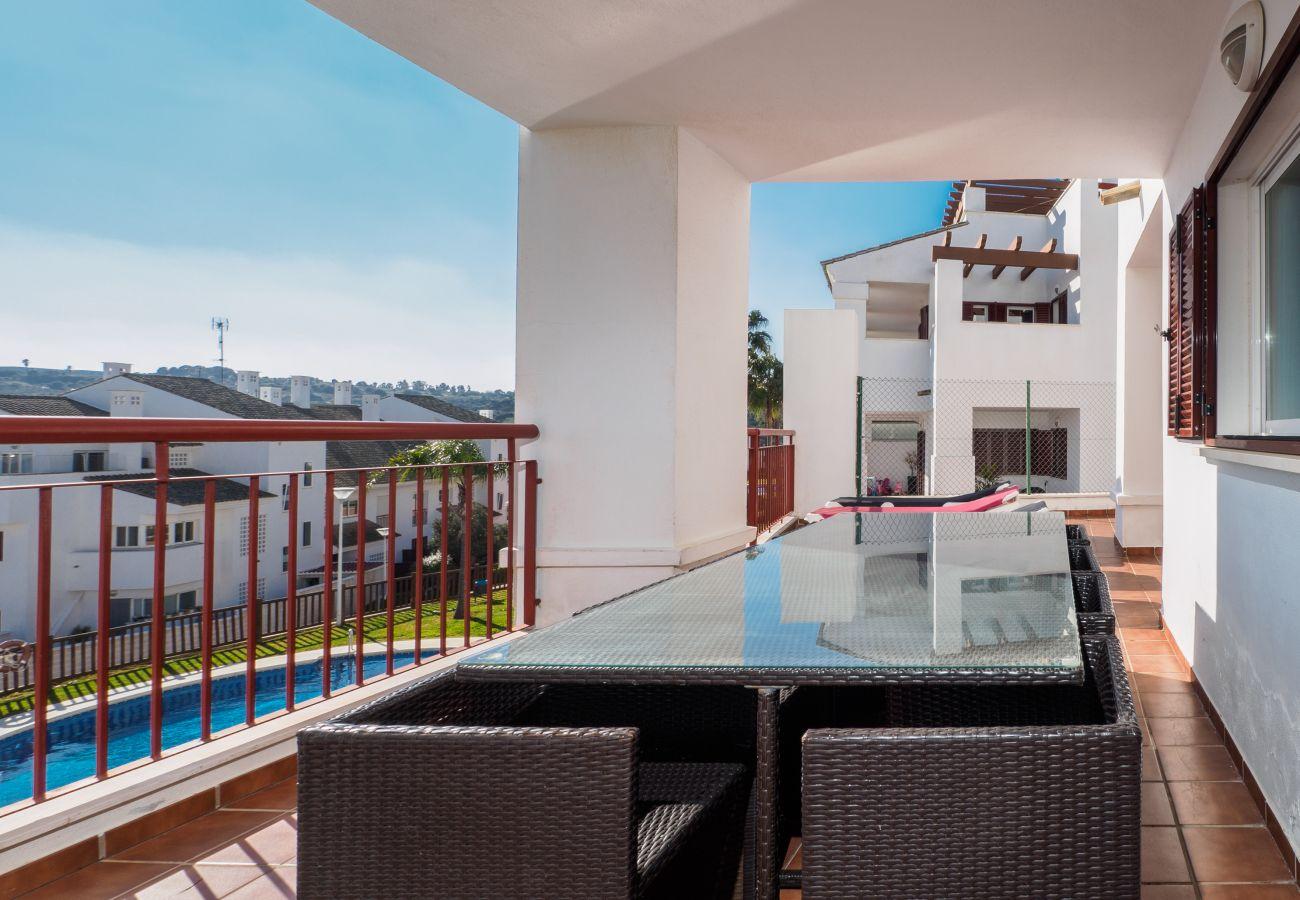 Ferienwohnung in La Alcaidesa - Nueva Alcaidesa 2174