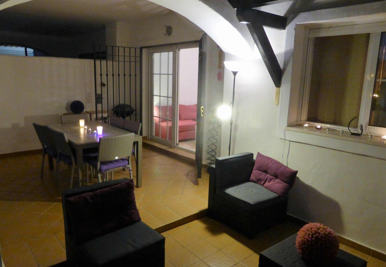 Ferienwohnung in Manilva - Residencial Duquesa 2077