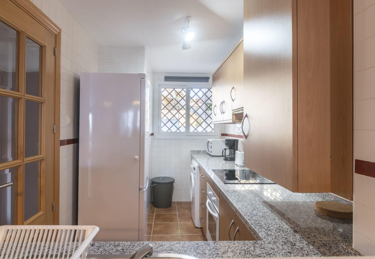 Zapholiday - 2187 - Manilva - Apartmentvermietung - Küche