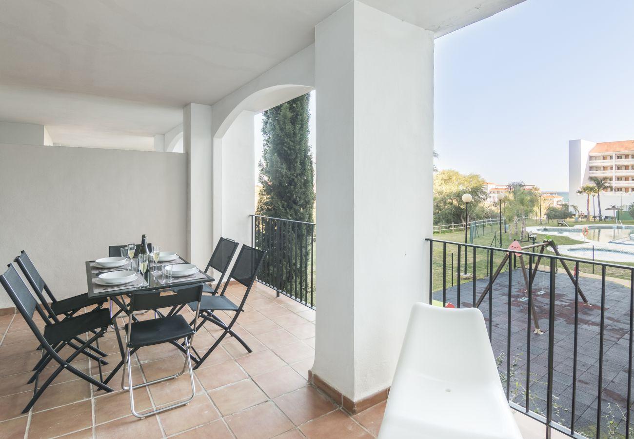 Zapholiday - 2187 - Manilva Apartmentvermietung - Terrasse