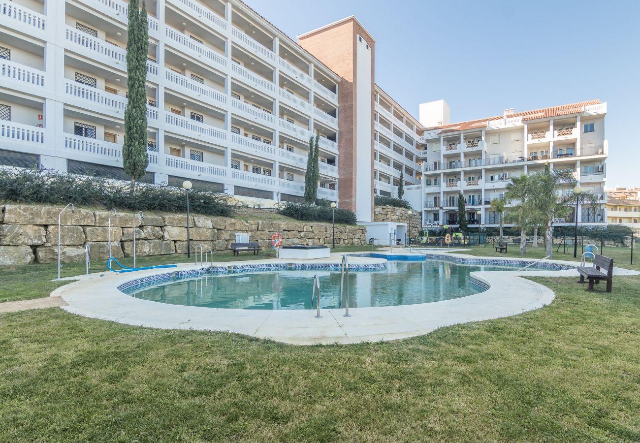 Zapholiday - 2187 - Apartmentvermietung in Manilva - Schwimmbad