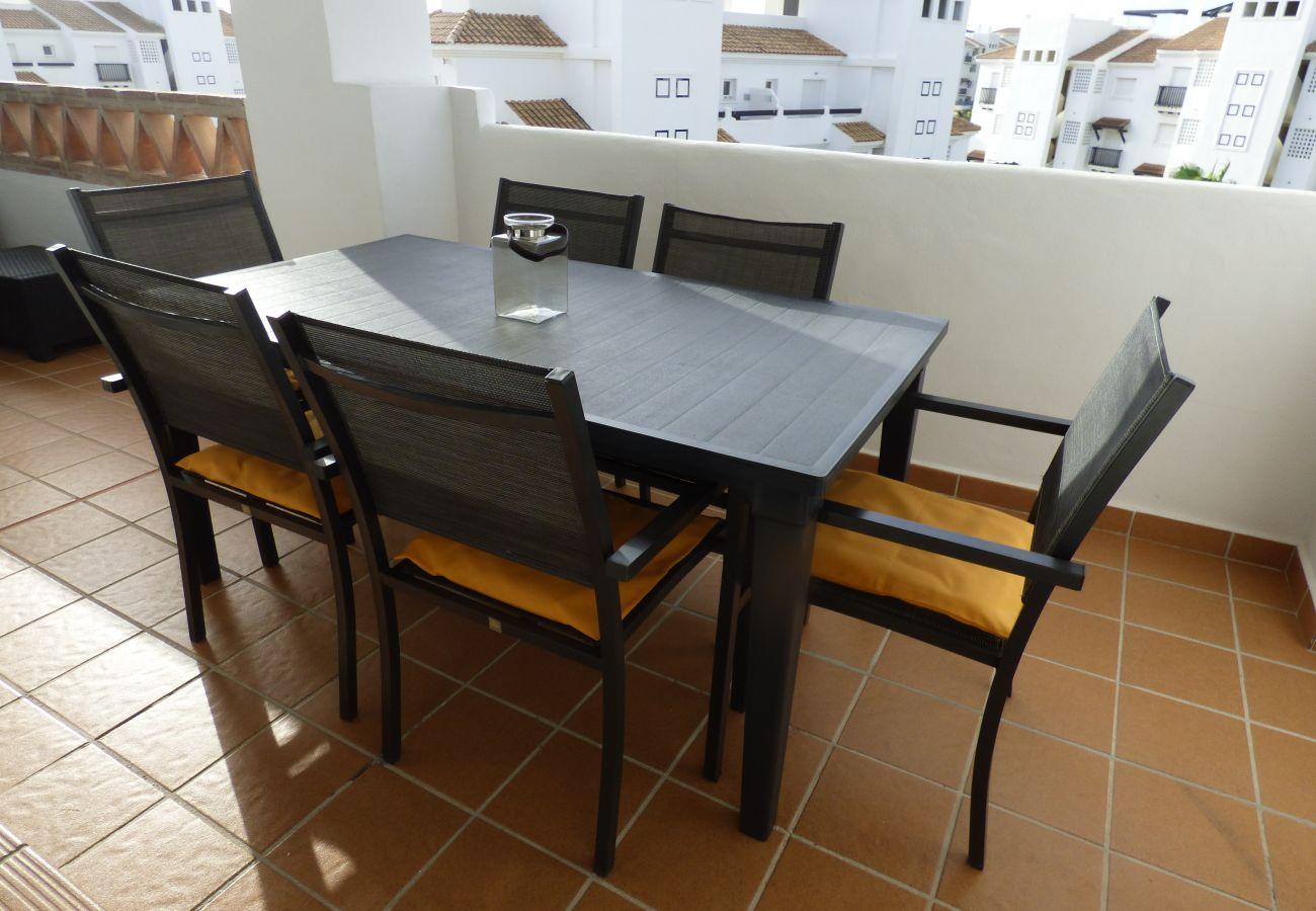 Zapholiday - 2189 - Sabinillas - Ferienwohnung - terrasse