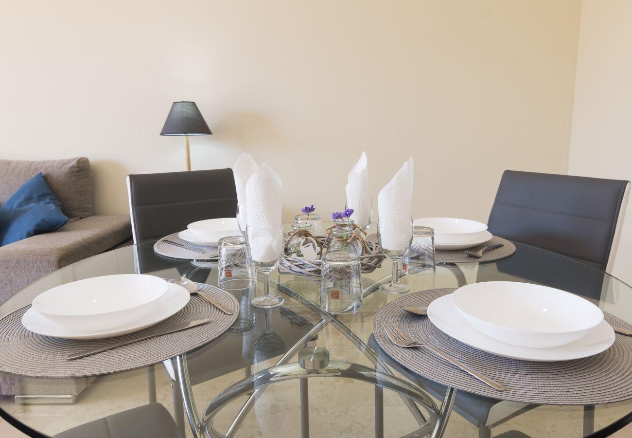 Ferienwohnung in Manilva - Residencial Duquesa 2197