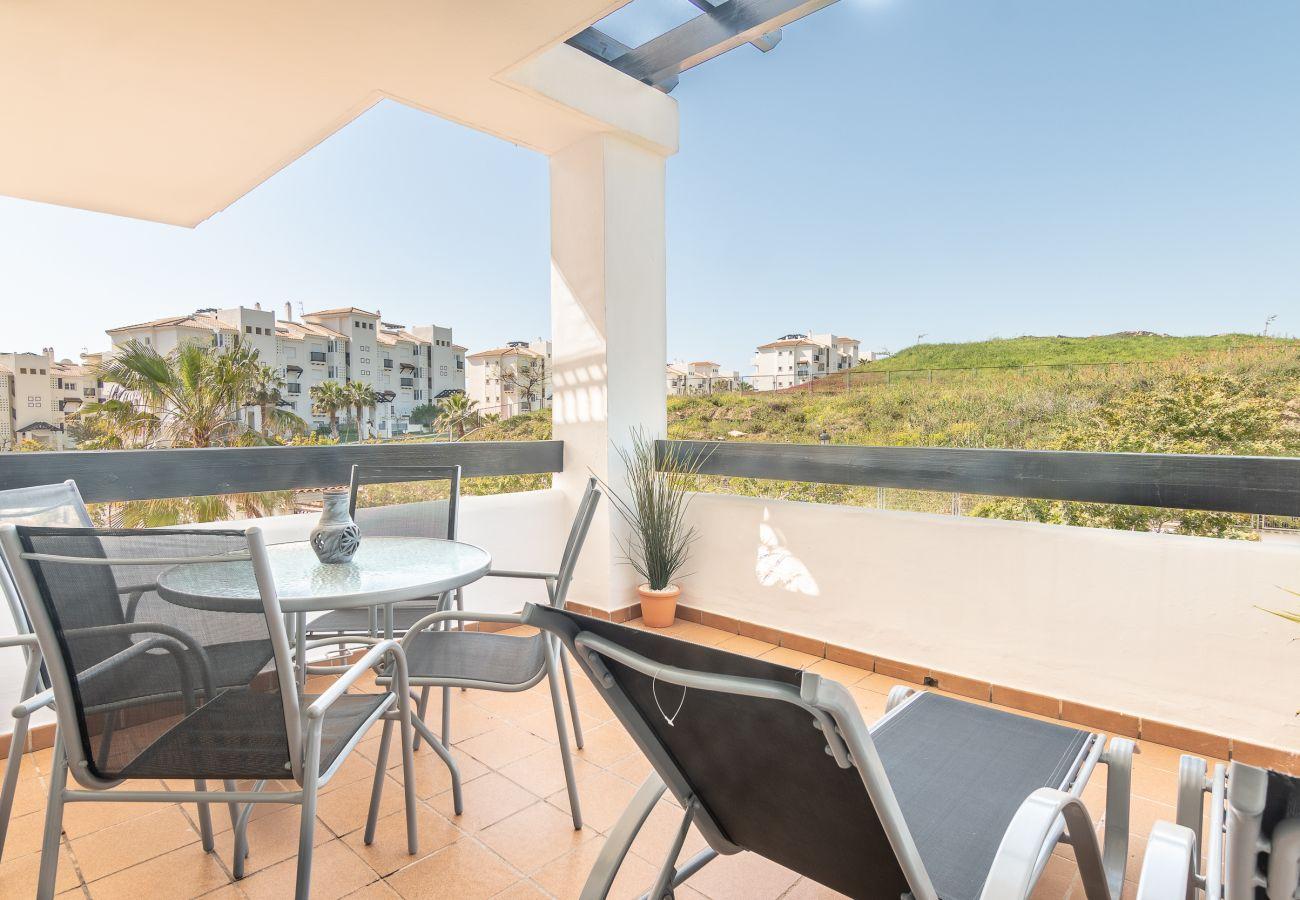 Zapholiday - 2197 - Manilva Apartmentvermietung - terrasse