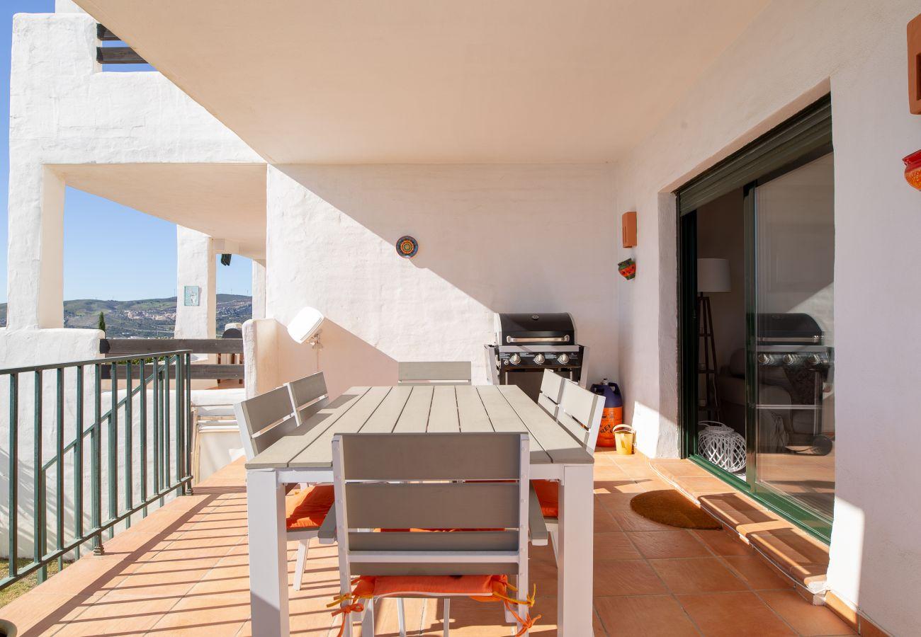 Zapholiday - 2193 - Mietwohnungen Casares - terrasse