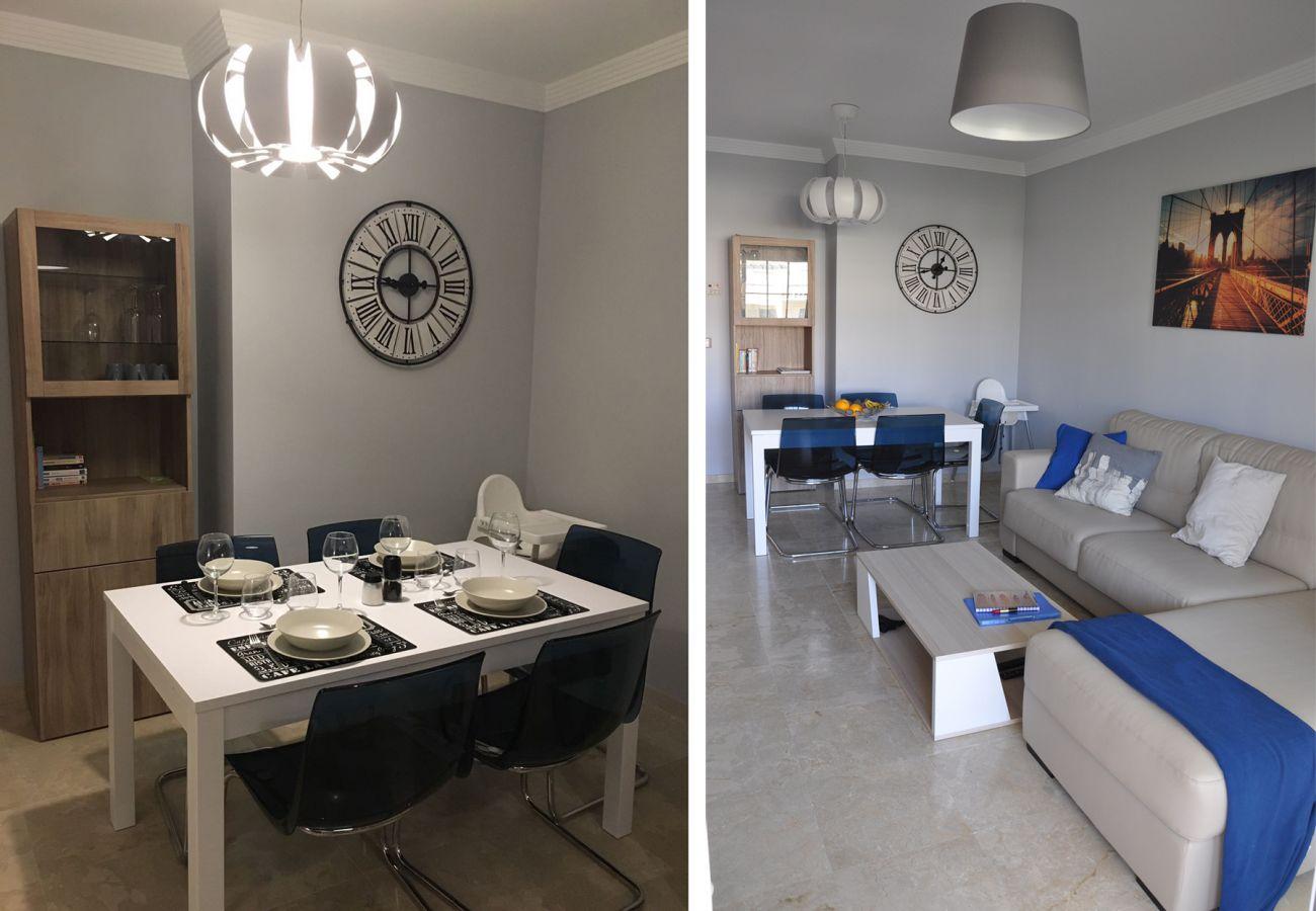 Zapholiday - 2201 - Manilva Apartmentvermietung - living room