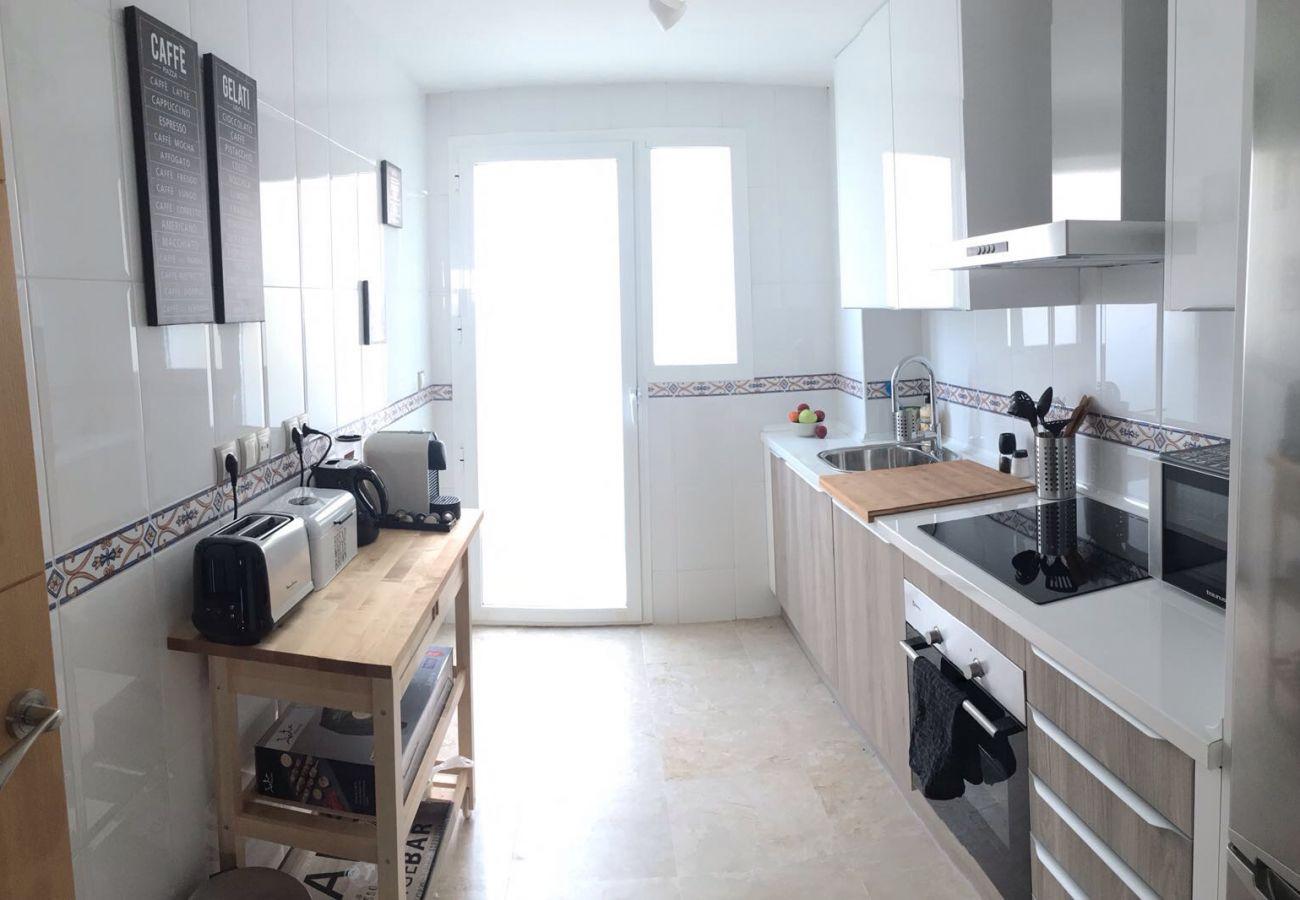 Ferienwohnung in Manilva - Residencial Duquesa 2201