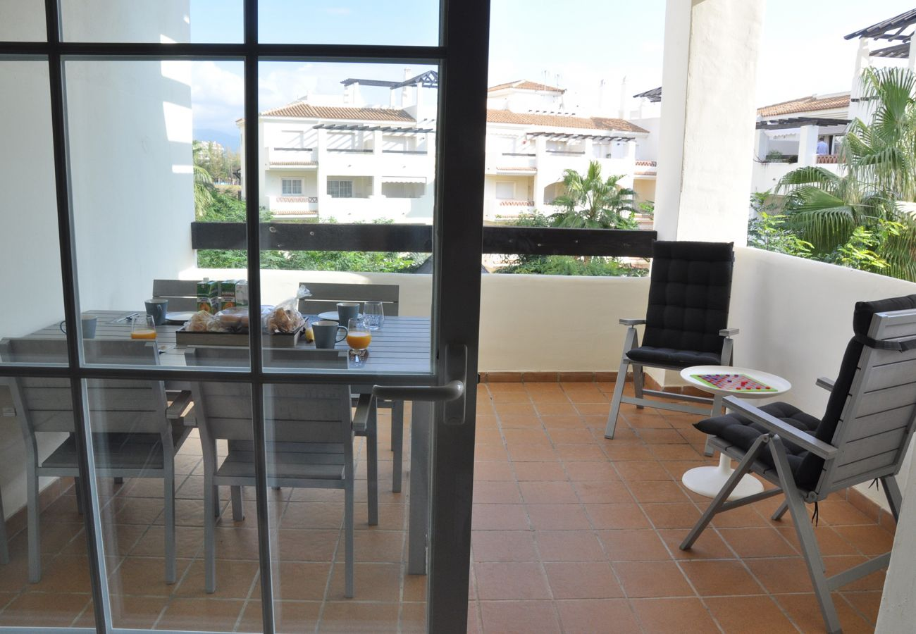 Zapholiday - 2201 - Manilva Apartmentvermietung - terrasse