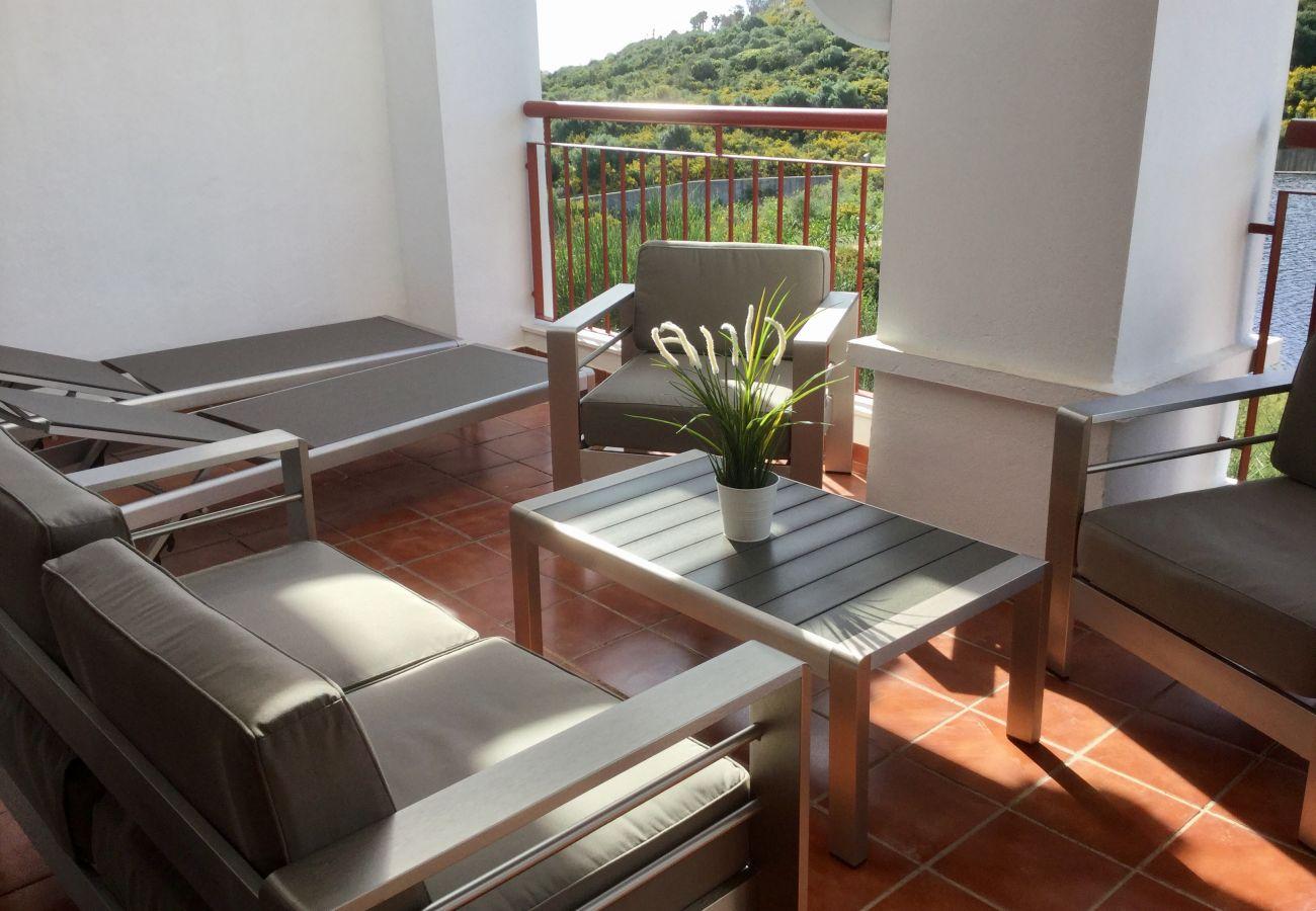Zapholiday - 2202 - Alcaidesa Apartmentvermietung - Terrasse