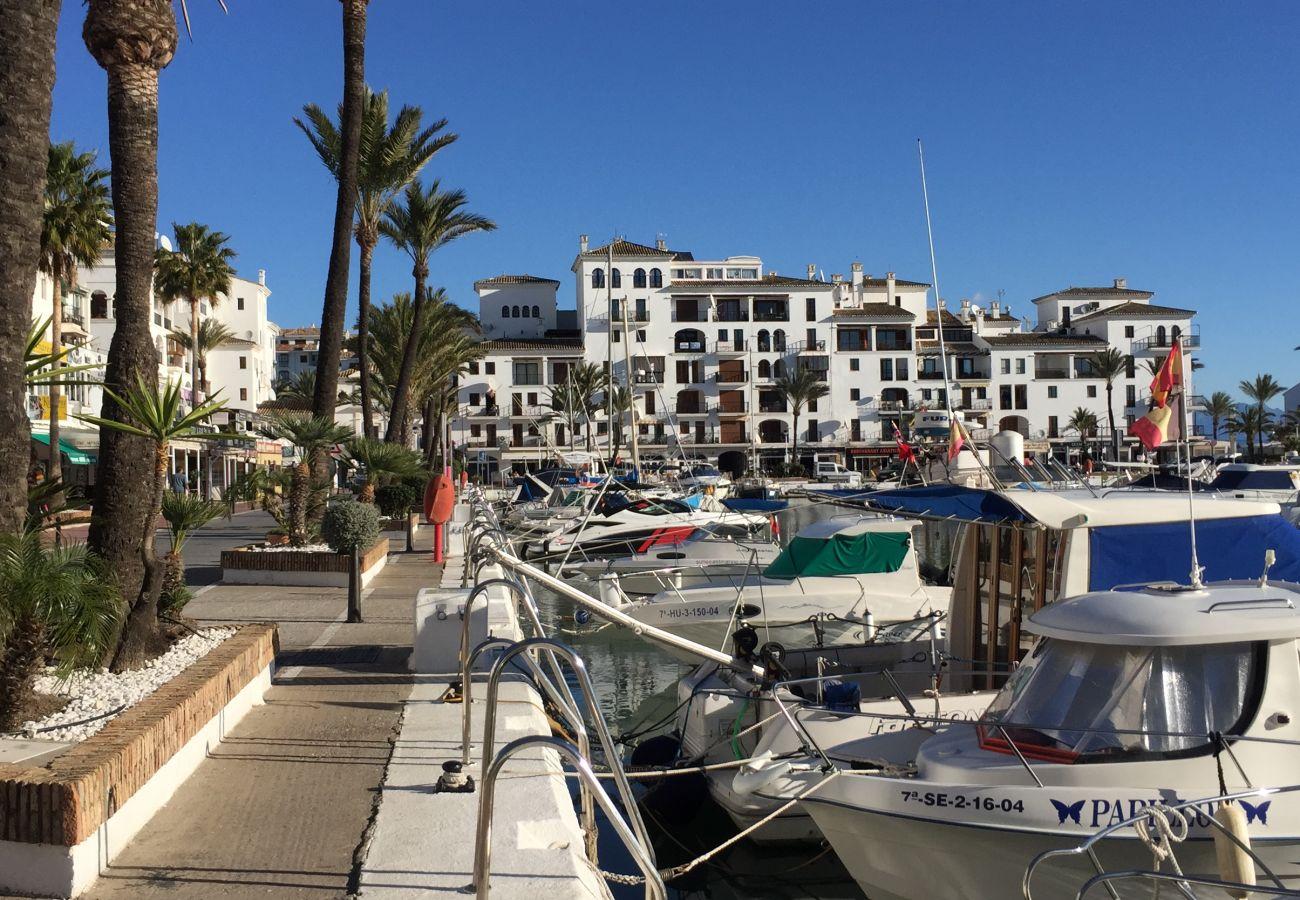 Ferienwohnung in Manilva - Marina Real 2204