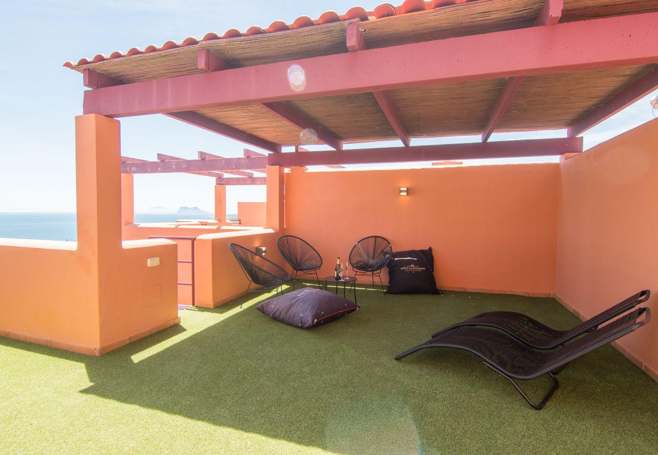 Zapholiday - 2205 - Manilva Apartmentvermietung - Terrasse