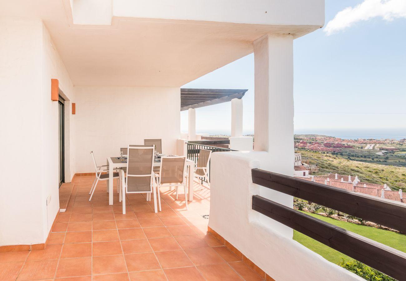 Zapholiday - 2207 - Casares Apartmentvermietung - Terrasse