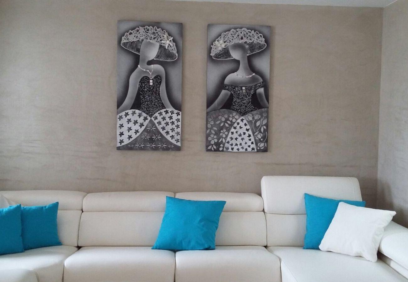 Ferienwohnung in Manilva - Marina del Castillo 2218