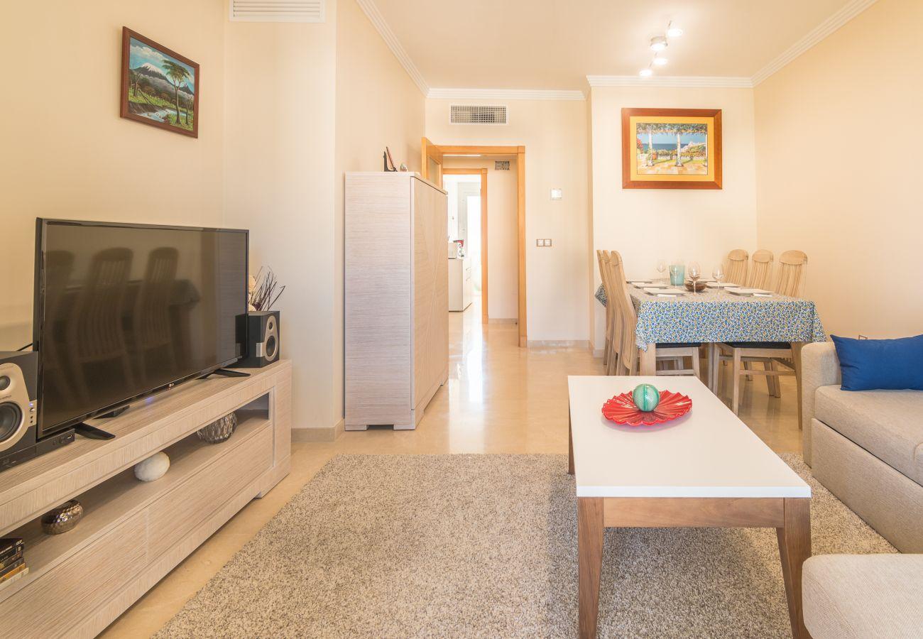 Zapholiday - 2222 - Manilva Apartmentvermietung - living room