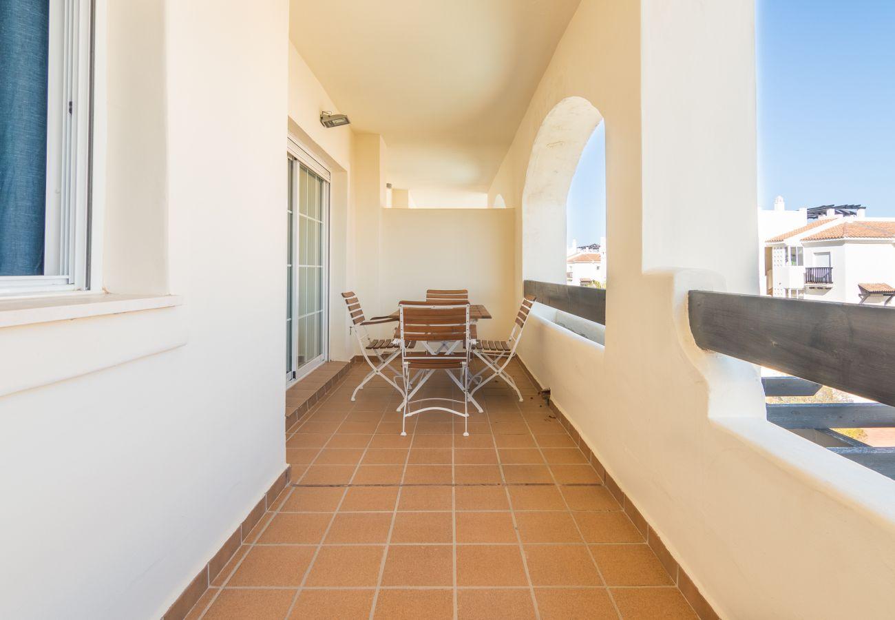 Zapholiday - 2222 - Manilva Apartmentvermietung - terrasse