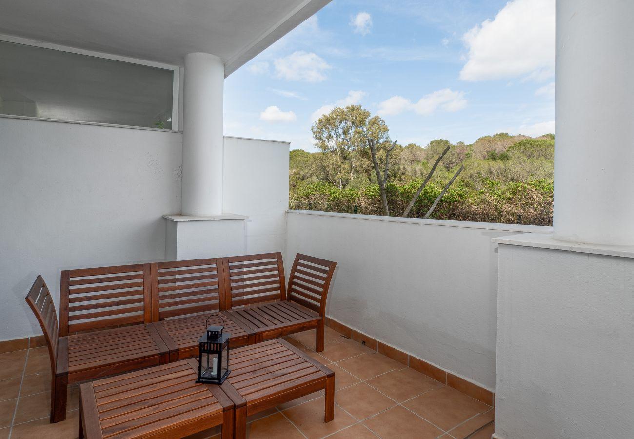 Zapholiday - 2232 - Alcaidesa Apartmentvermietung - Terrasse