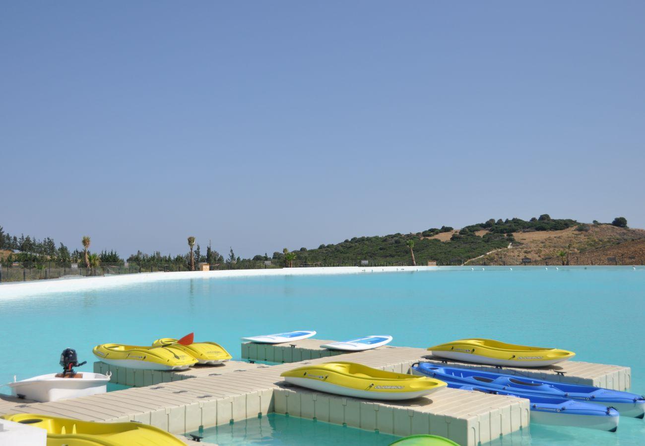 Ferienwohnung in Estepona - Alcazaba Lagoon 2221
