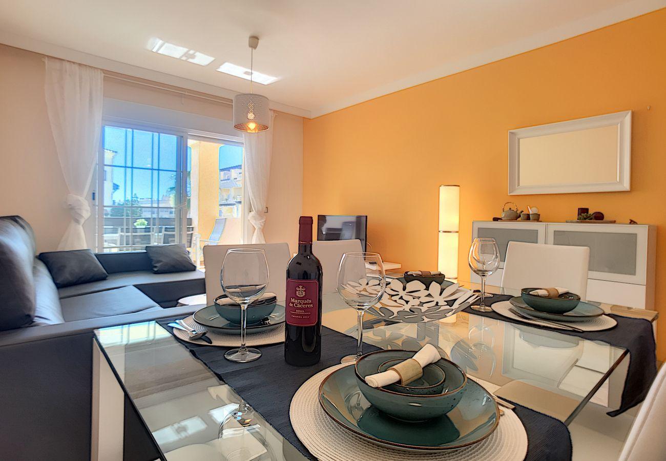 Ferienwohnung in Manilva - Residencial Duquesa 2239