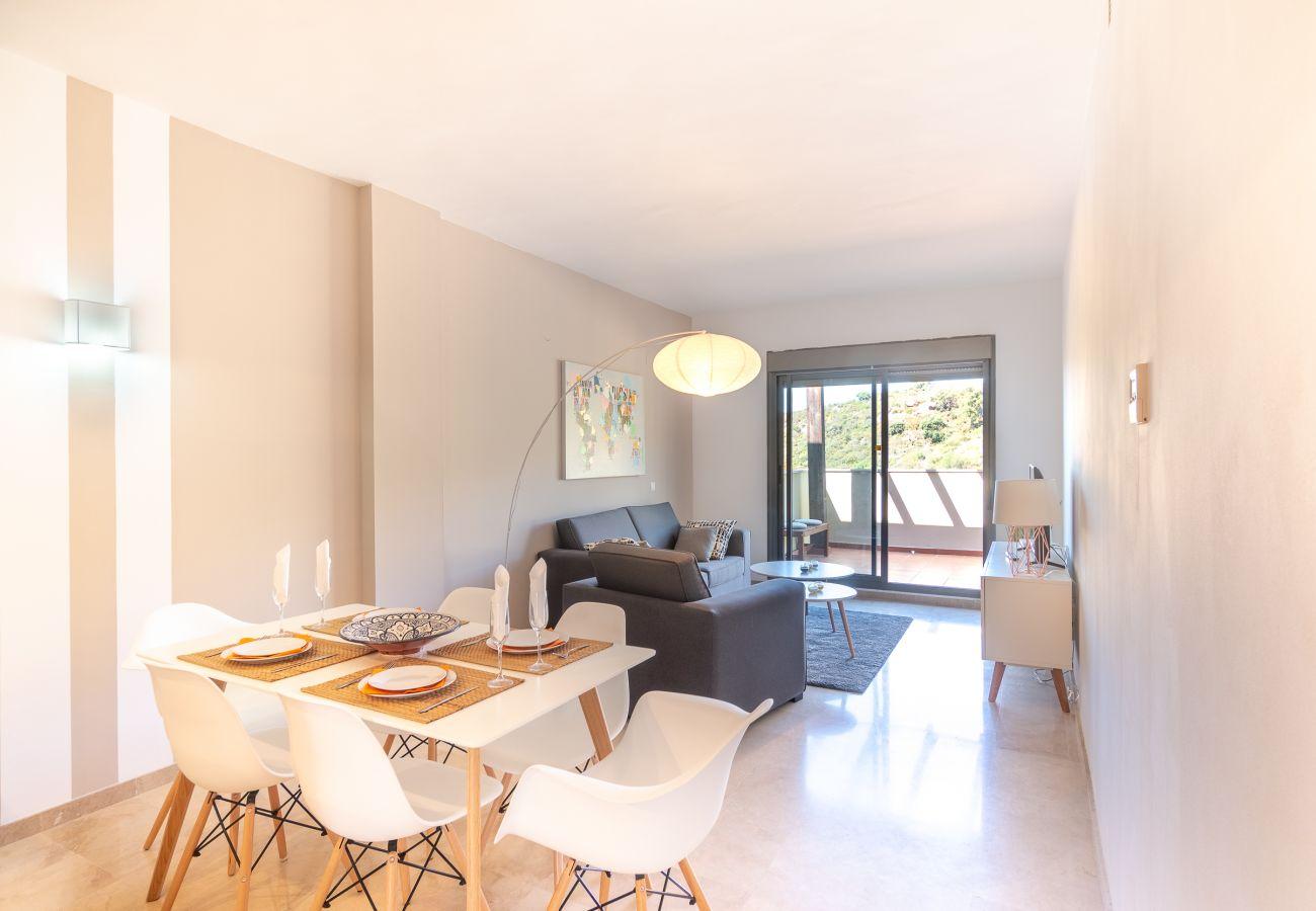 Zapholiday - 2244 - Manilva Apartmentvermietung - living room
