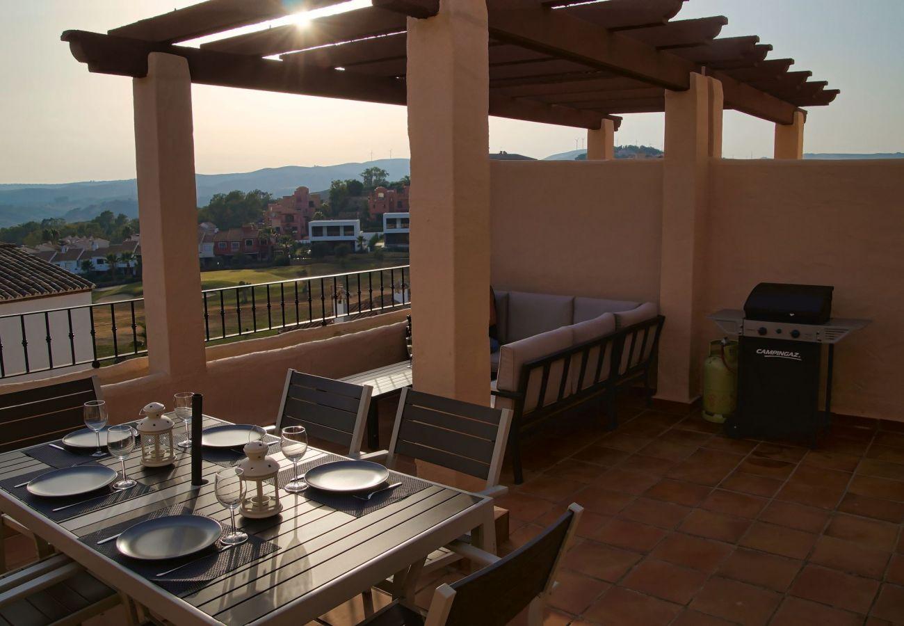 Zapholiday - 2247 - Apartmentvermietung in Manilva - Terrasse