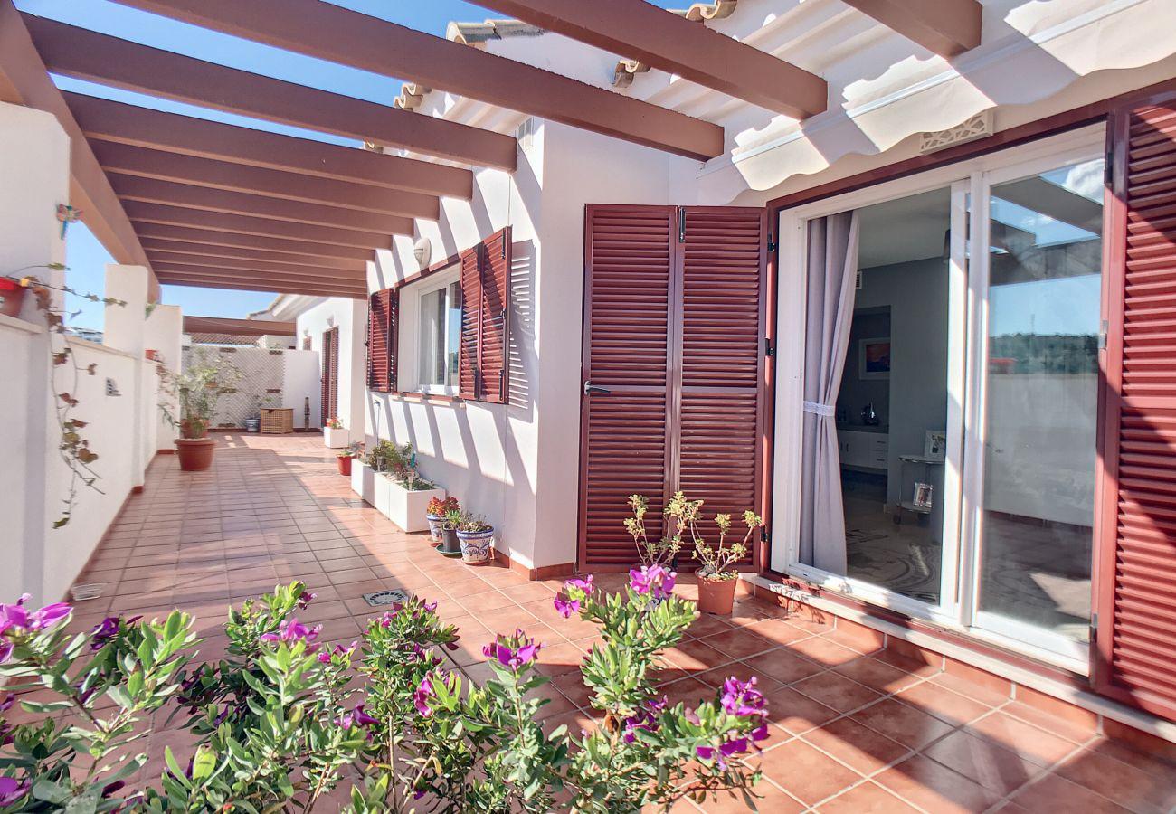 Ferienwohnung in La Alcaidesa - Nueva Alcaidesa 2253