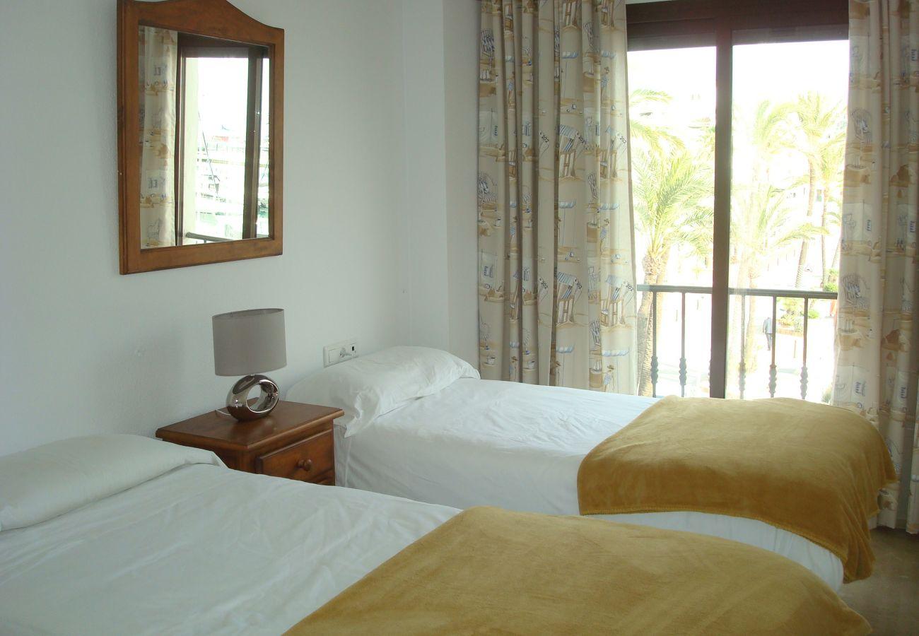 Ferienwohnung in Manilva - Marina Real 2252