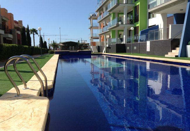 Orihuela Costa - Ferienwohnung