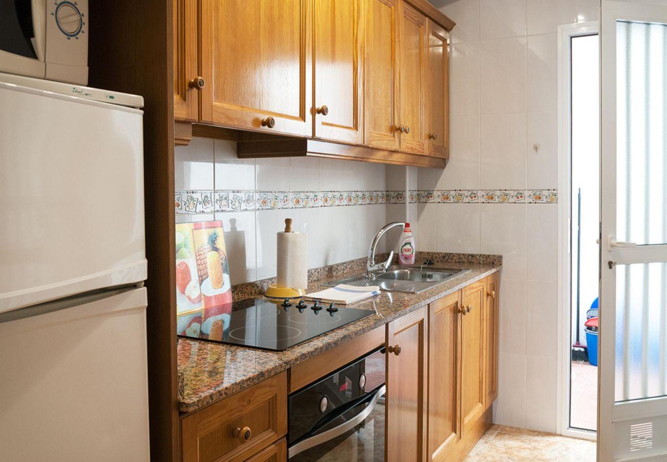 Zapholiday - 3001 - Orihuela Costa- Apartmentvermietung - Küche