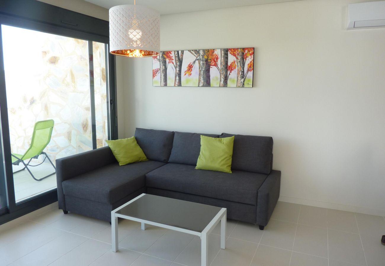 Ferienwohnung in Orihuela Costa - 3011 Residencial Egeo 3011