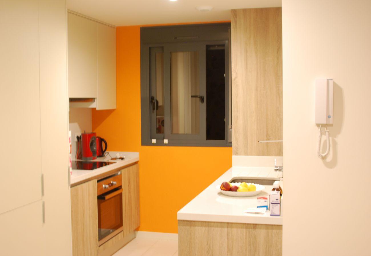 Zapholiday  –  3011  - Orihuela Costa Wohnung, Costa Blanca  –  Küche