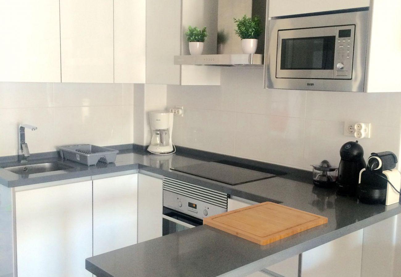 Zapholiday - 3020 - Wohnung Torre de la Horadada, Costa Blanca - Küche