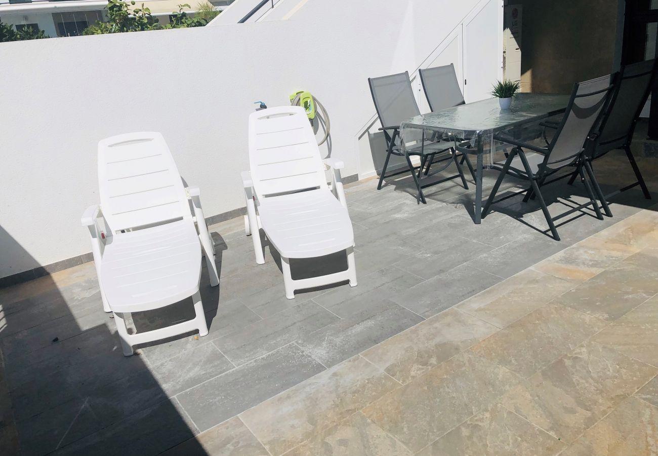 Ferienwohnung in Torre de la Horadada - 3020 Residencial Azahar 3020
