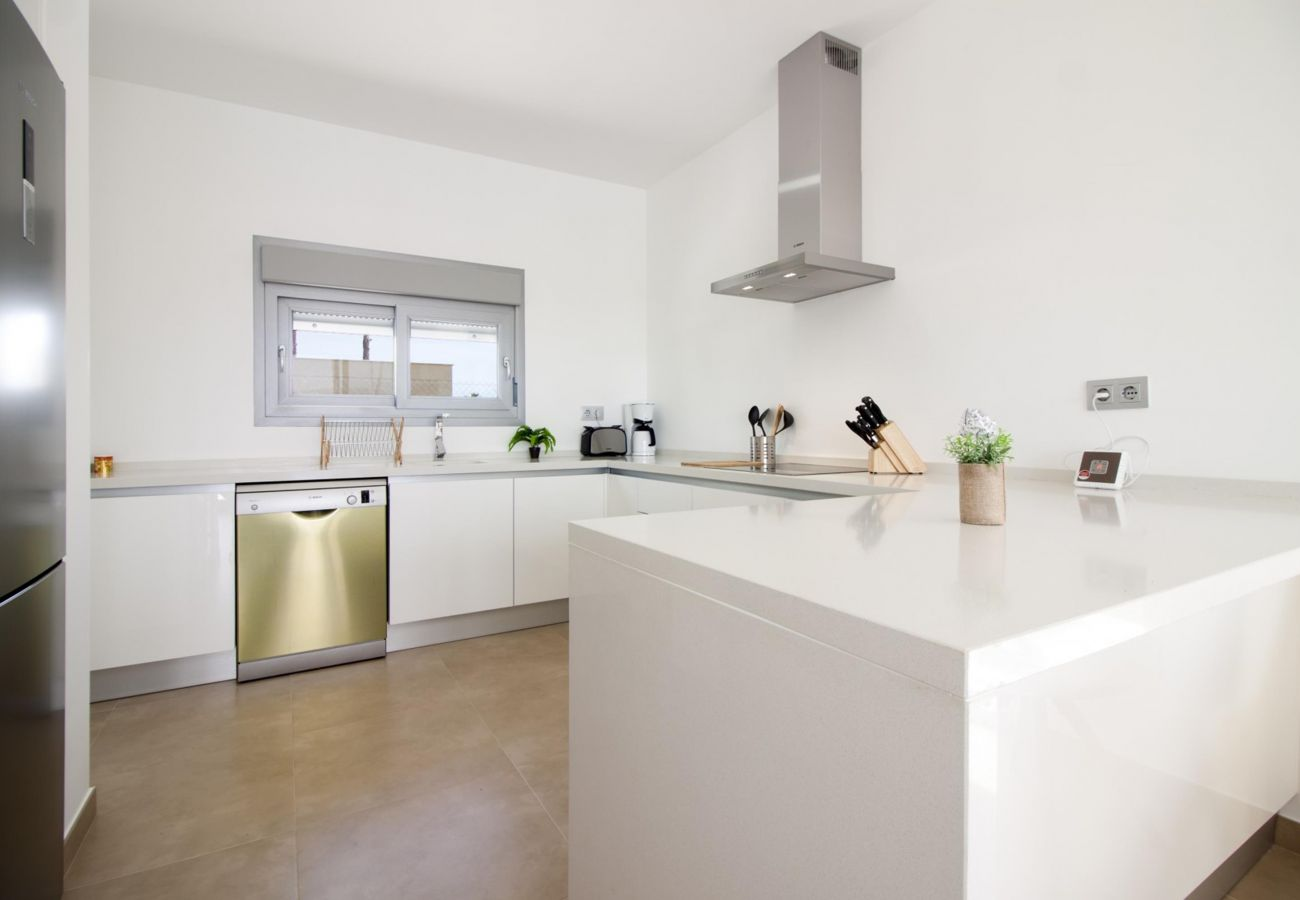Zapholiday - 3021 - Villa Orihuela, Alicante - Küche