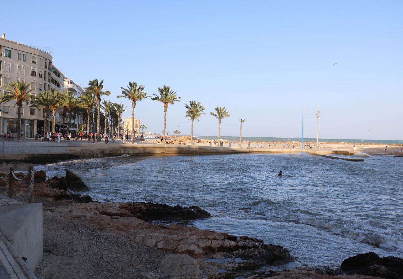 Ferienwohnung in Torre de la Horadada - 3022 Playa Elisa 3022