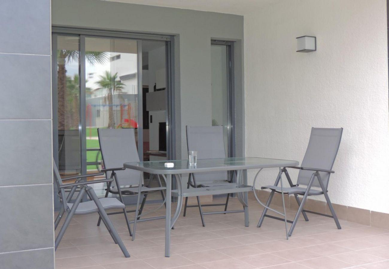 Ferienwohnung in Orihuela Costa - 3023 Oasis Beach VIII PUNTA PRIMA 3023